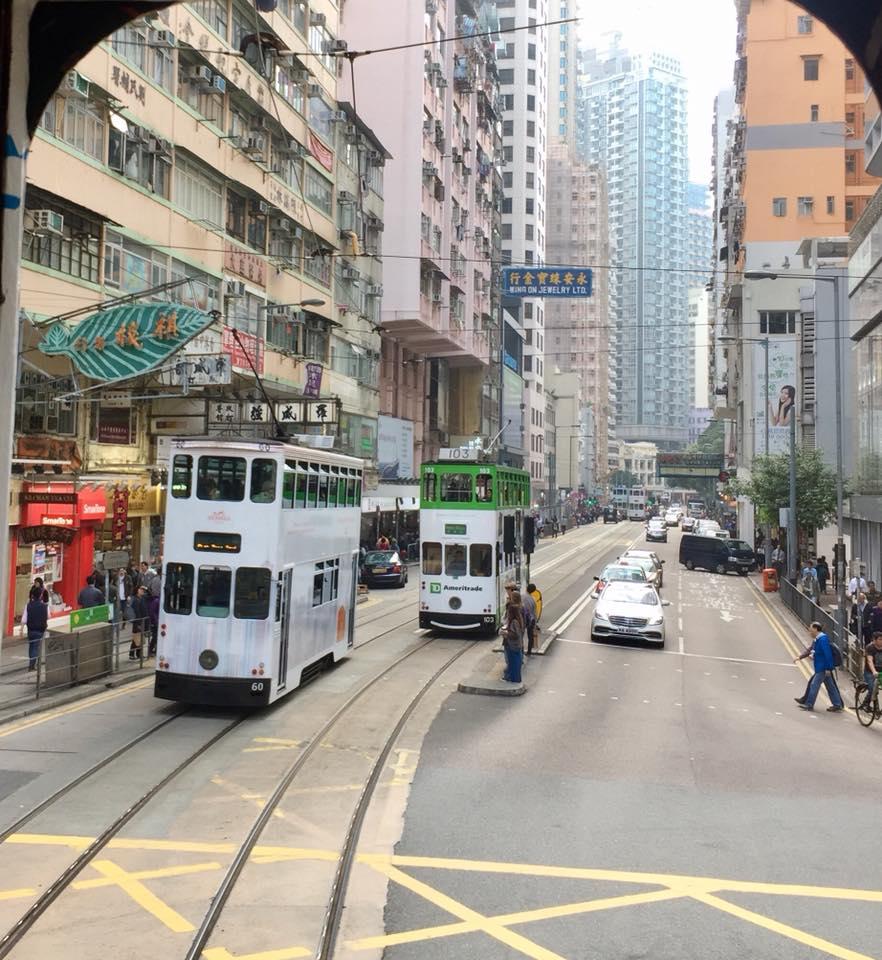 Street trolleys