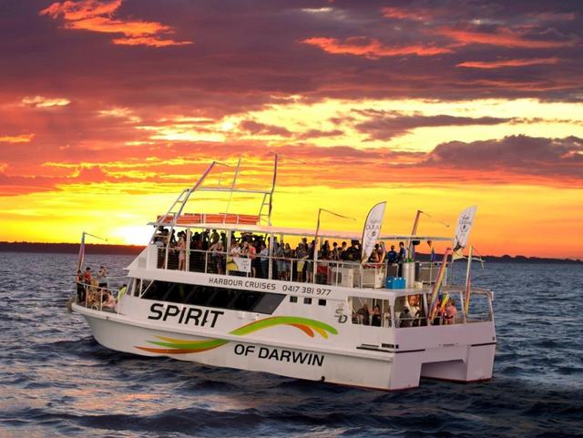 Spirit of Darwin cruise